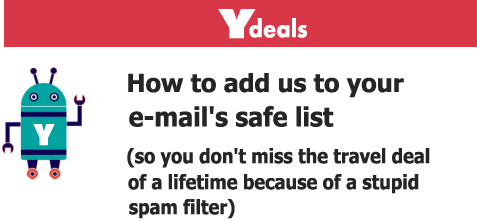 How to add us to your e-mail's safe list
